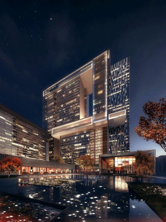 2019年,中国要新开这23家奢华酒店。