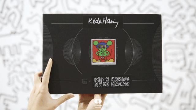 """大陆首展!涂鸦了全纽约墙的凯斯·哈林,终于""""涂""""到杭州了!(图50)"""