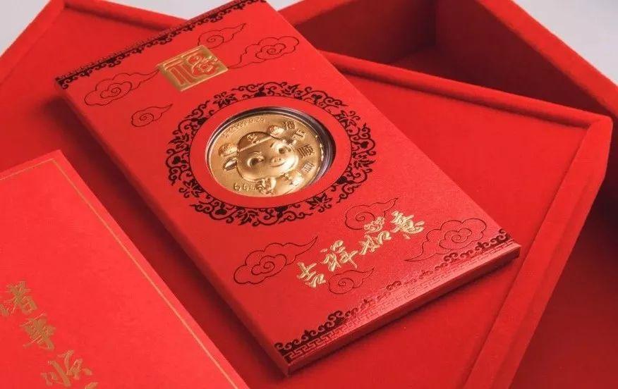 """童真金猪、浪漫""""情书"""",老凤祥送来新年祝福,还有锦鲤节日大礼等你!(图31)"""