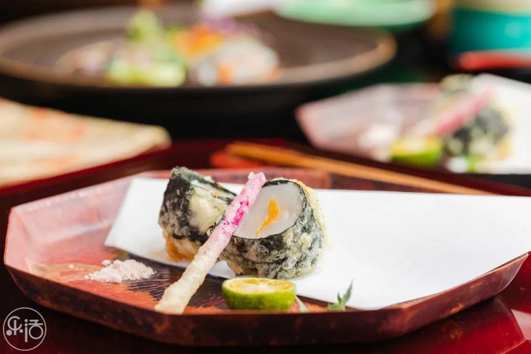 全杭州Zui大的会席料理店来袭!人均600元就能体验到的Top级日料,来自日本饮食文化的上等名流之选!(图46)