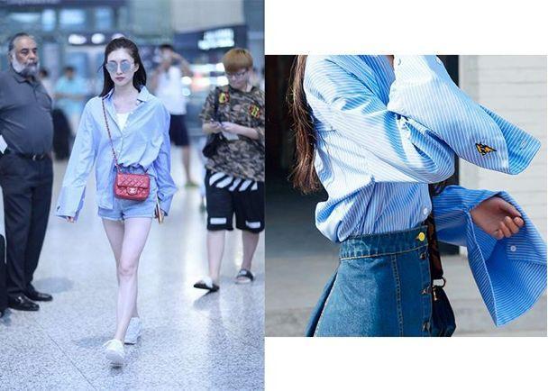 """时尚的完成度都看脸?每天都觉得没衣服穿?超市里就能买到的""""小蓝瓶""""能拯救整个冬日的衣橱!(图7)"""