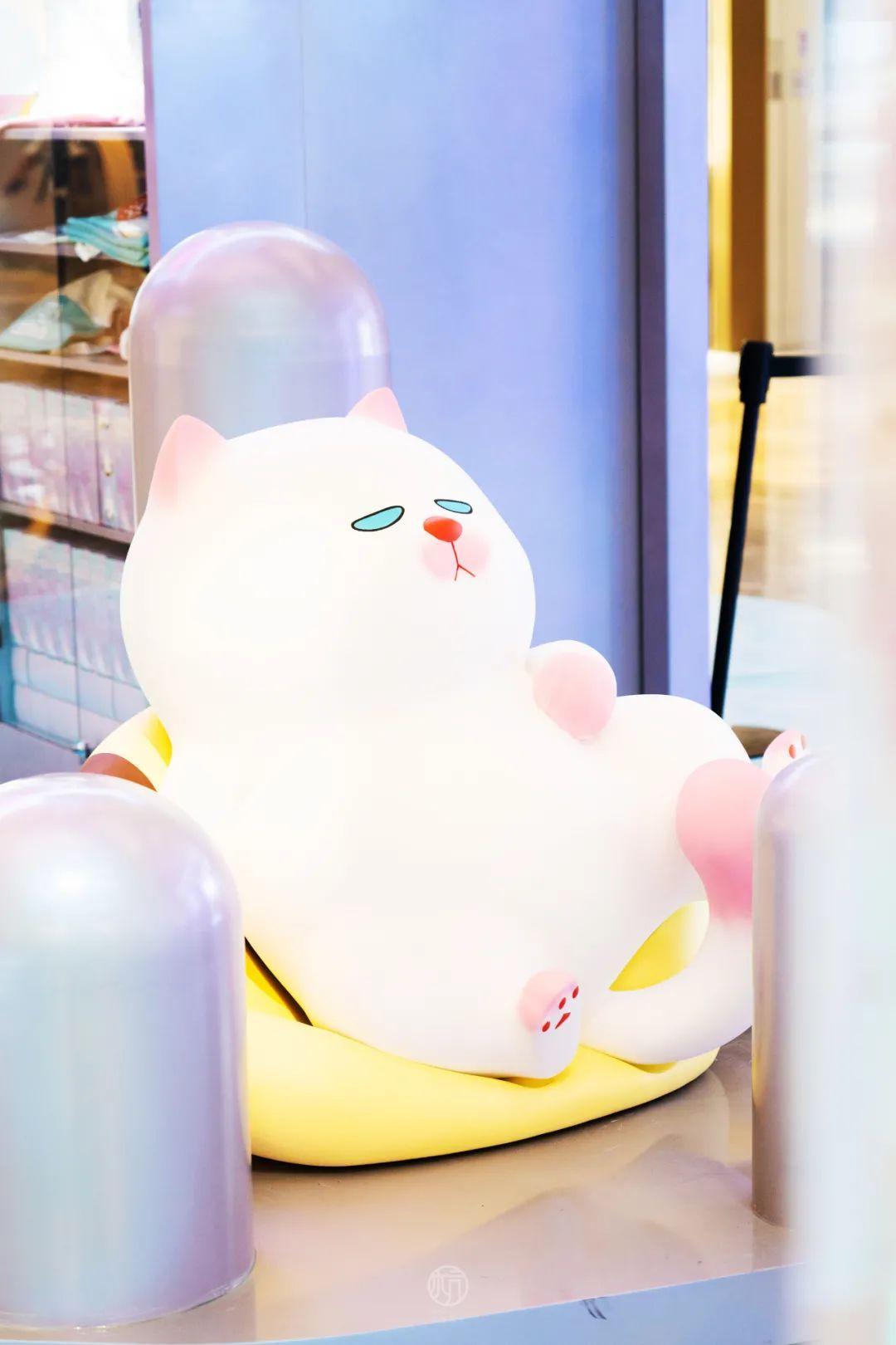 我的慵懒朋友ViViCat华东首展梦幻来袭!咪奥·潮玩集市趣味出摊!这个秋天,来福士陪你嗨!(图25)