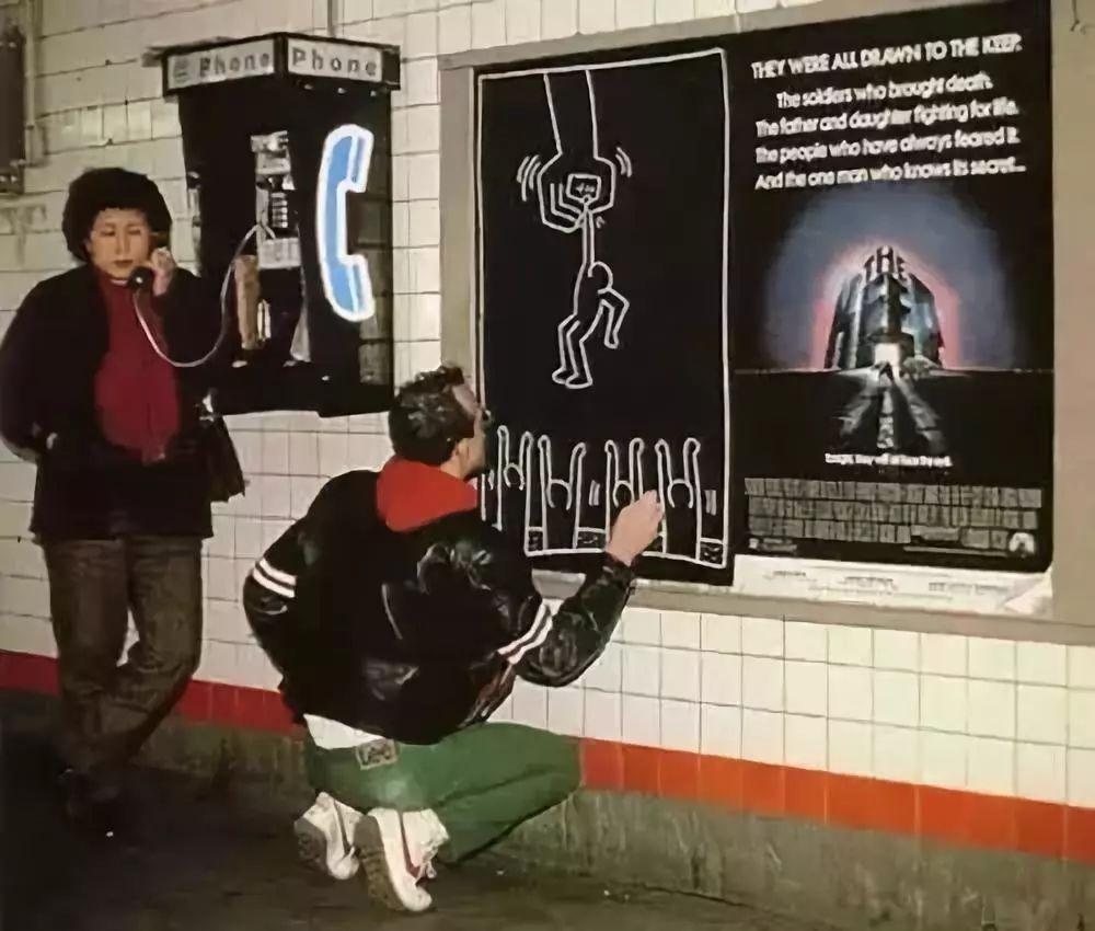 """大陆首展!涂鸦了全纽约墙的凯斯·哈林,终于""""涂""""到杭州了!(图18)"""