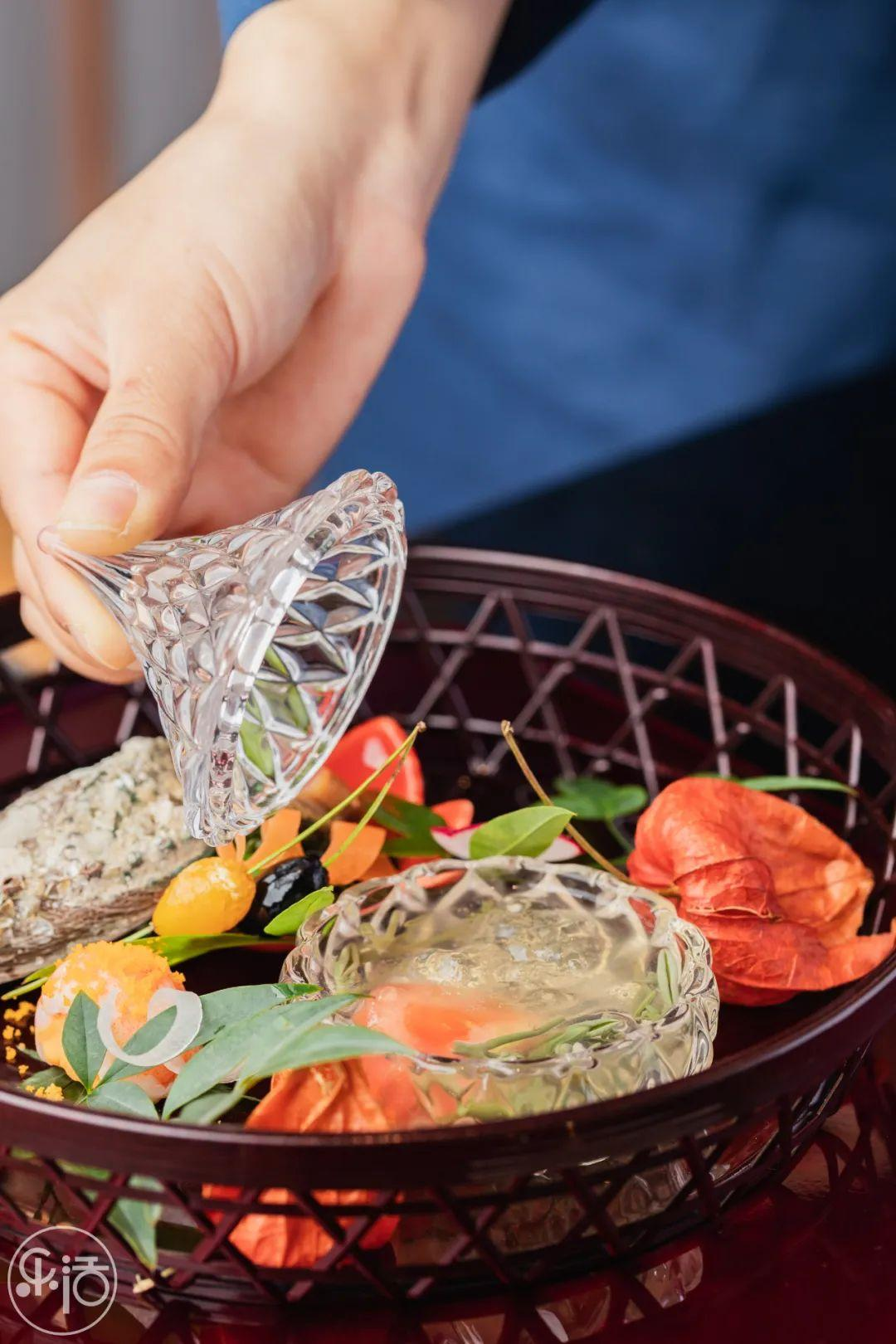 全杭州Zui大的会席料理店来袭!人均600元就能体验到的Top级日料,来自日本饮食文化的上等名流之选!(图31)