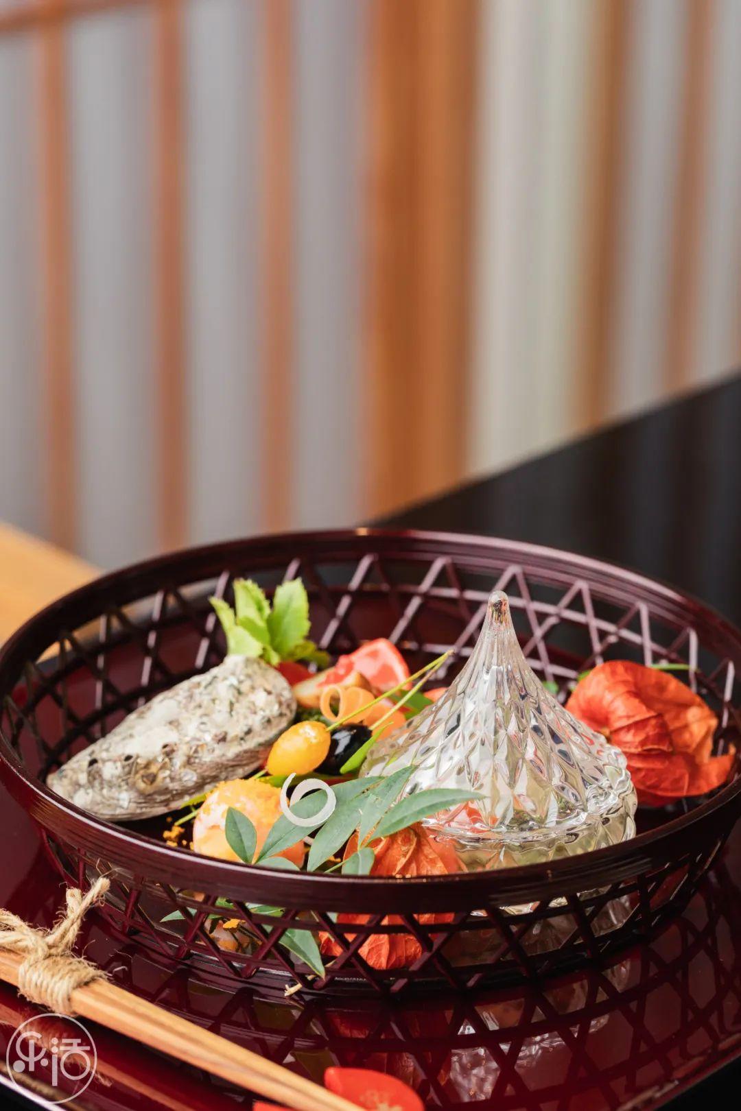 全杭州Zui大的会席料理店来袭!人均600元就能体验到的Top级日料,来自日本饮食文化的上等名流之选!(图29)