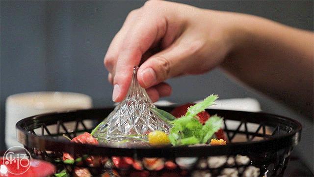 全杭州Zui大的会席料理店来袭!人均600元就能体验到的Top级日料,来自日本饮食文化的上等名流之选!(图30)