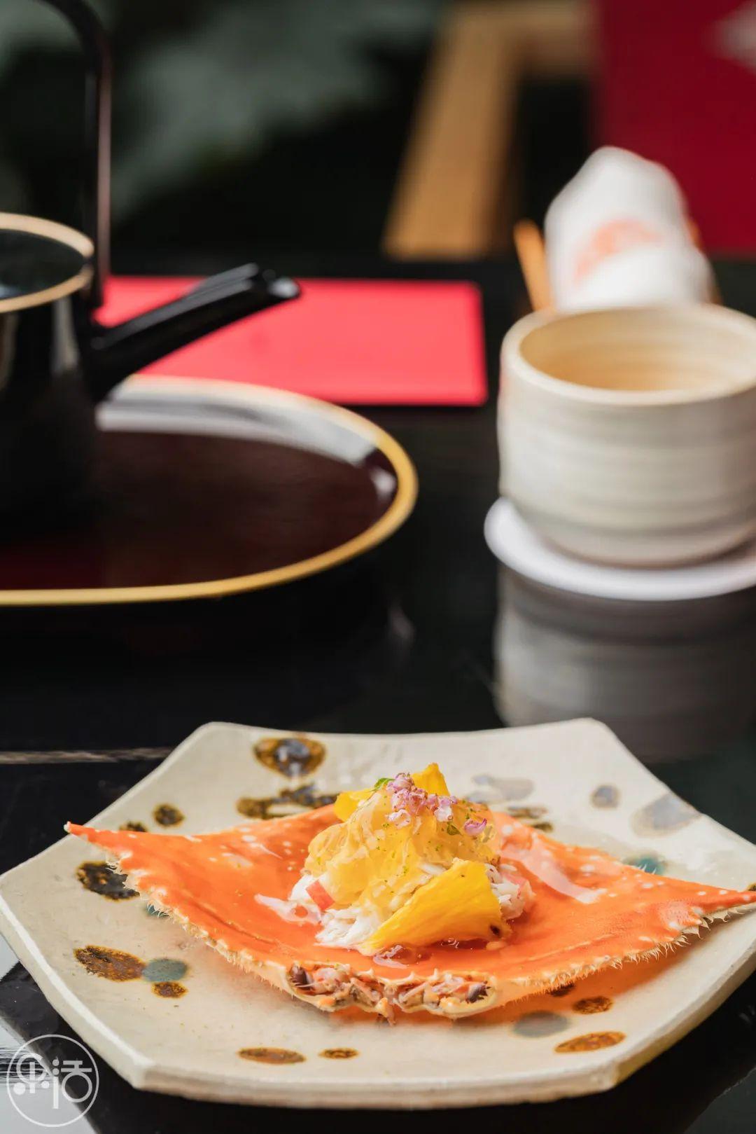 全杭州Zui大的会席料理店来袭!人均600元就能体验到的Top级日料,来自日本饮食文化的上等名流之选!(图26)