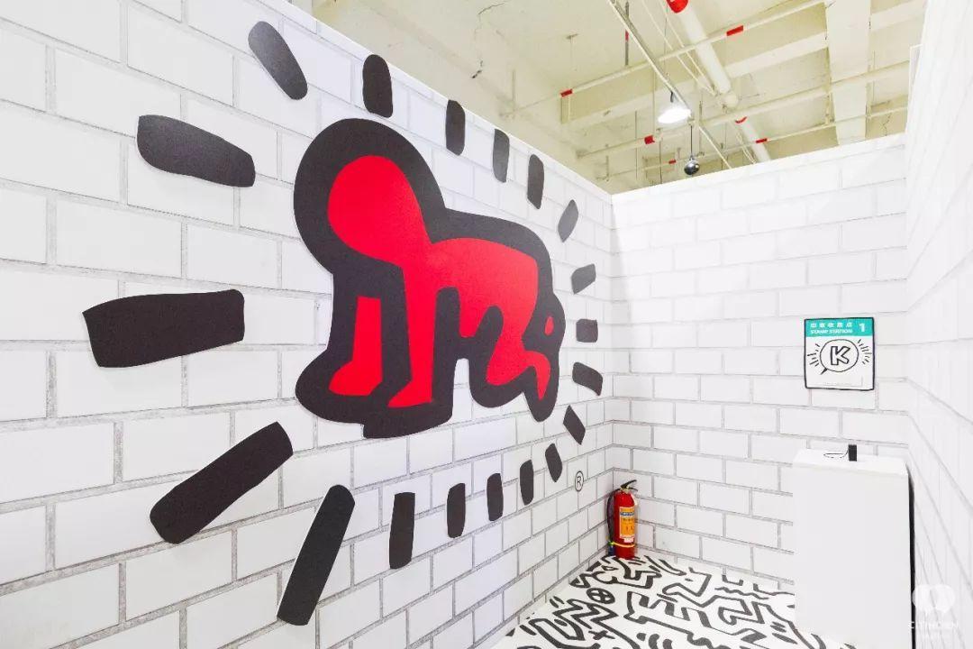 """大陆首展!涂鸦了全纽约墙的凯斯·哈林,终于""""涂""""到杭州了!(图31)"""