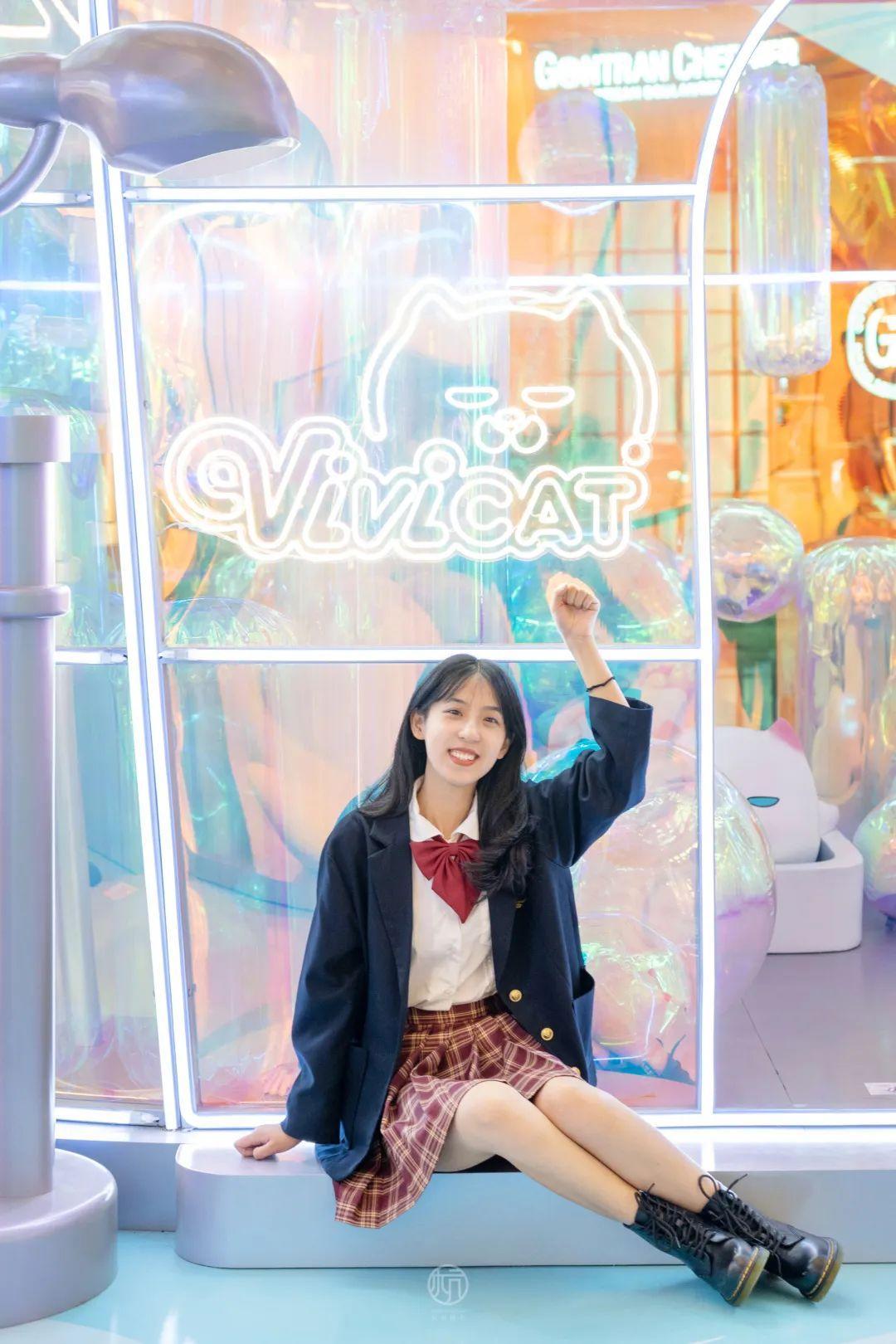 我的慵懒朋友ViViCat华东首展梦幻来袭!咪奥·潮玩集市趣味出摊!这个秋天,来福士陪你嗨!(图24)