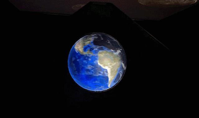 杭州街头惊现宇航员,NASA航天器穿越美帝来到杭州,整个太阳系都在你眼前!(图23)