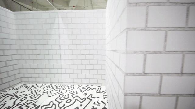 """大陆首展!涂鸦了全纽约墙的凯斯·哈林,终于""""涂""""到杭州了!(图26)"""