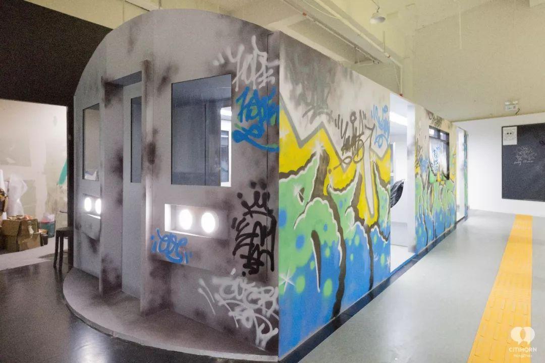 """大陆首展!涂鸦了全纽约墙的凯斯·哈林,终于""""涂""""到杭州了!(图19)"""