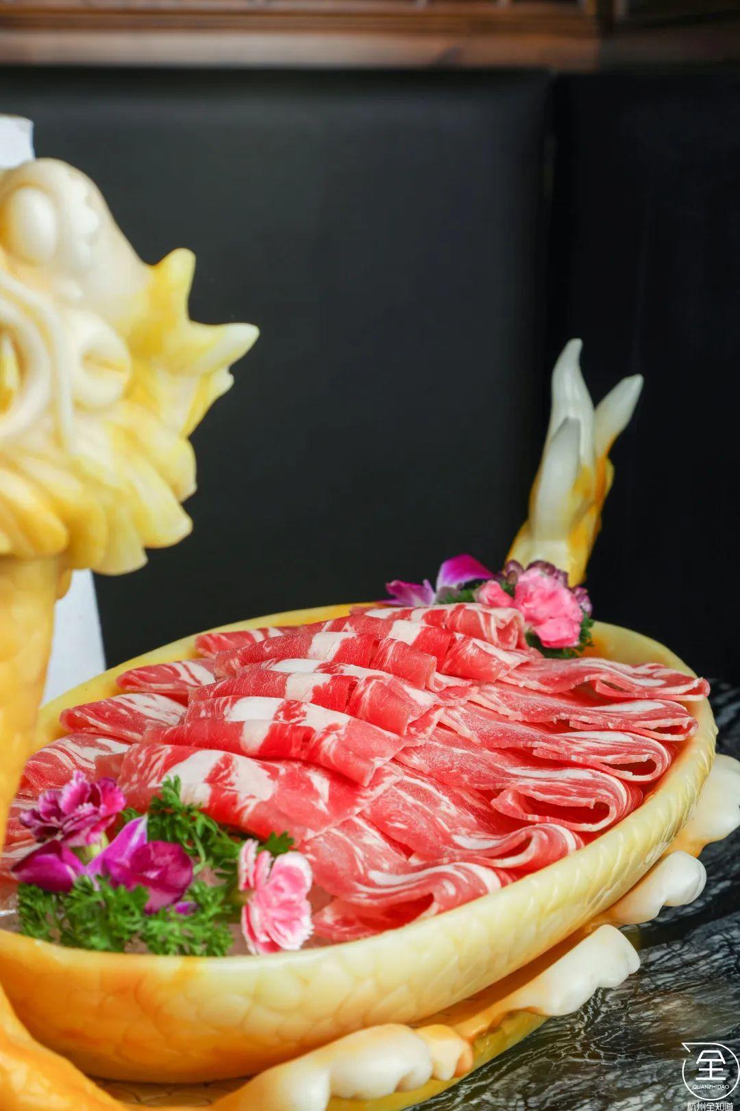1200㎡超大神仙火锅店!霸气豪横、复古轻奢,开启夏季养生火锅新潮流!(图19)
